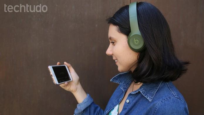 Beats Solo 3  (Foto: Aline Batista/TechTudo)