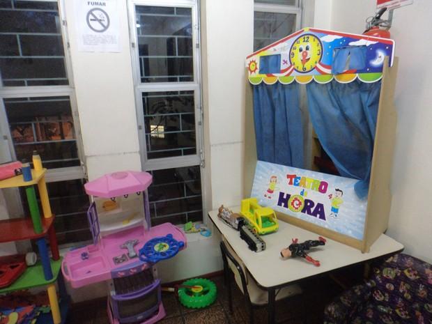 Conselho Tutelar da quarta microregião de Porto Alegre avisou ao pai da criança sobre agressão (Foto: Gabriel Galli / G1)