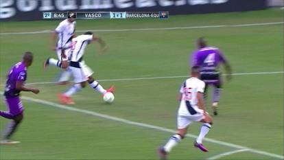 Melhores momentos: Vasco 2 x 1 Barcelona-EQU pelo Torneio da Flórida