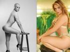 Jéssica Lopes fica sem os cabelos  para campanha após câncer