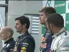 Sebastian Vettel vence GP da Malásia após polêmica com Mark Webber