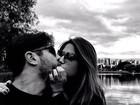 Filha de Leonardo posta foto romântica com Sandro Pedroso