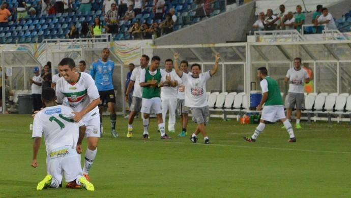Baraúnas - Campeonato Potiguar (Foto: Diego Breno/Futebol Potiguar)