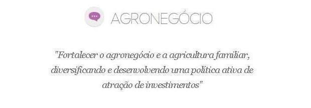 Agronegócio Sartori (Foto: Reprodução)