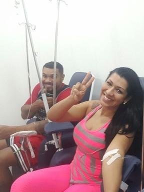 Naldo e Ellen Cardoso (Foto: Instagram / Reprodução)
