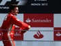 Terceiro no GP da Itlia, Alonso iguala nmero de pdios de Ayrton Senna 