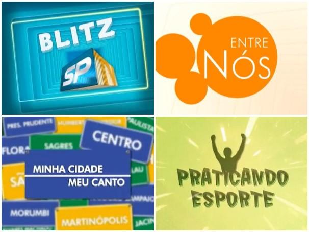 Quadros renovados e novas atrações do telejornal (Foto: Marketing / TV Fronteira)