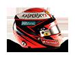 Capacete Formula 1 2016 - Raikkonen