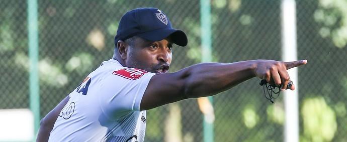 Roger Machado, técnico do Atlético-MG (Foto: Bruno Cantini / Atlético-MG)