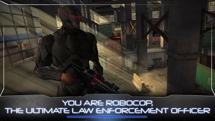 RoboCop moderno (Foto: Divulgação)