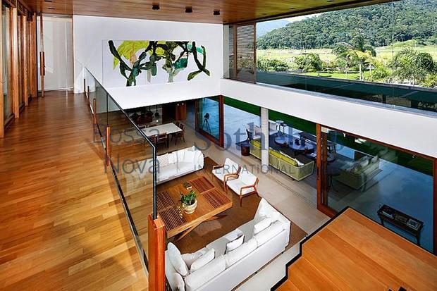 Neymar compra mansão de R$ 28 milhões no litoral do Rio (Foto: Reprodução Bossa Nova Sir / Sotheby´s)