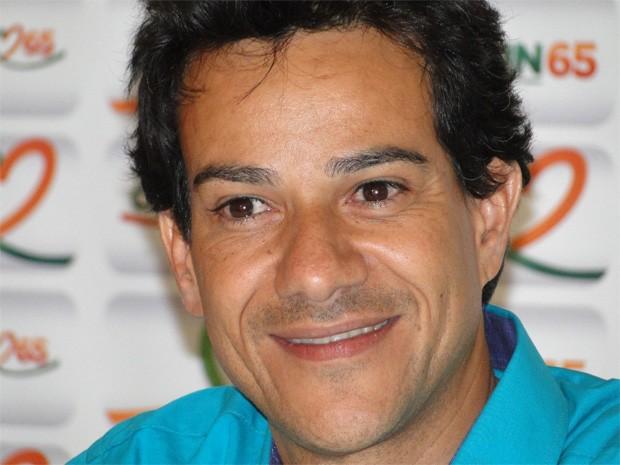 Carlin Moura (PC do B) fala sobre vitória em Contagem (Foto: Humberto Trajano/G1)