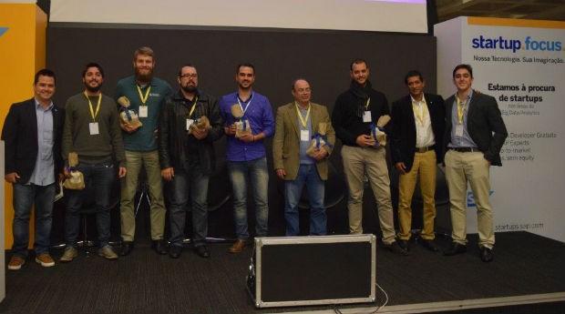Empreendedores no SAP Startup Forum (Foto: Divulgação/SAP)