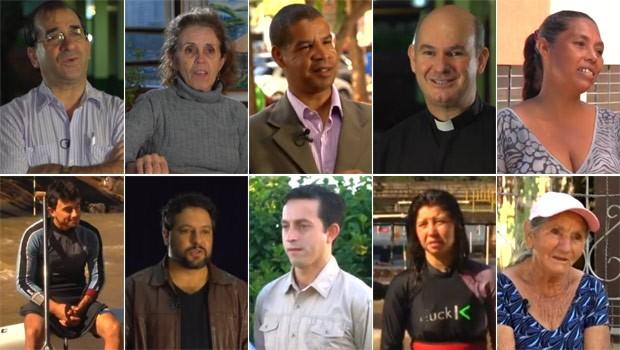 RPC TV presta homenagem aos cem anos da cidade de Foz do Iguaçu (Foto: Reprodução)