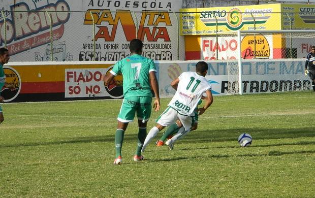 Sousa vence o Nacional de Patos por 2 a 0 (Foto: Jefférson Emmanoel / Globoesporte.com/pb)