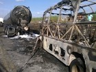 Dois morrem e 18 ficam feridos em acidente com ônibus de pacientes