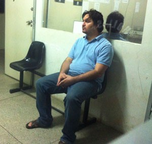 Tarcísio Nóbrega de Mello Júnior é empresário (Foto: Igor Jácome/G1)
