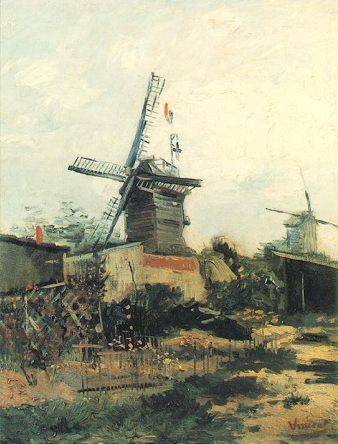 Pinturas de Van Gogh (Foto: reprodução)