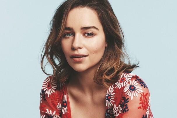 Emilia Clarke  (Foto: Reprodução/Glamour US)