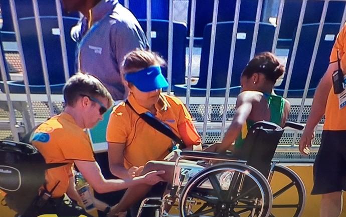 Joelma Sousa 400m rasos cadeira de rodas (Foto: Reprodução)