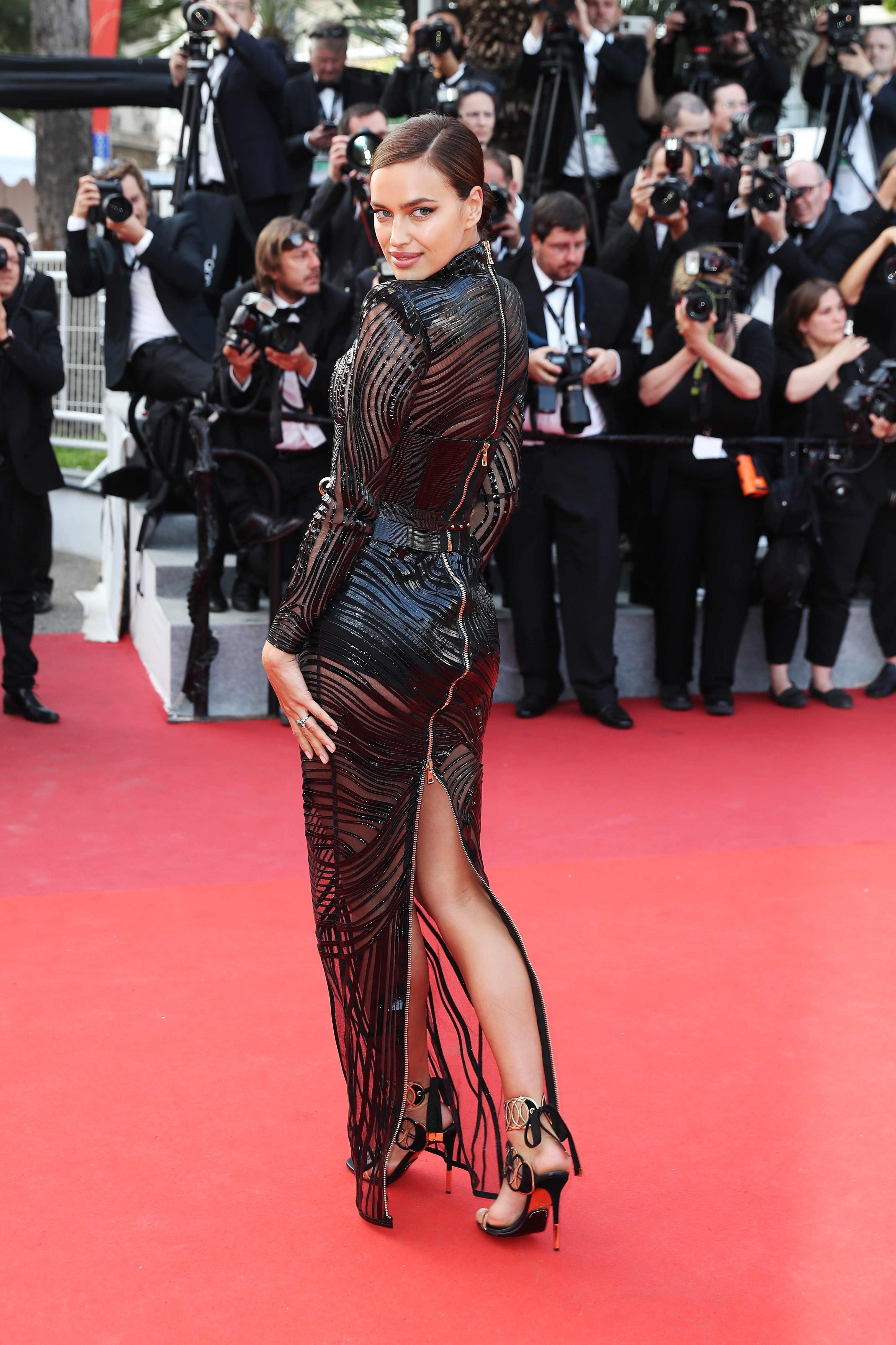 Irina Shayk  (Foto: Getty Images)