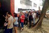 Torcida do Fla faz fila e expectativa por casa cheia no Maracanã cresce