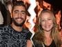 Luana Piovani e Pedro Scooby se separam após cinco anos juntos