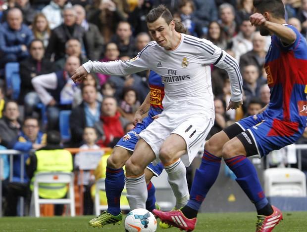 Bale Real Madrid x Elche (Foto: EFE)