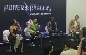 CCXP | Go Go Power Rangers
