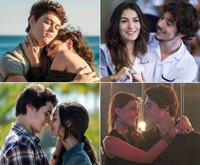 A nova temporada promete ter muito romance (Foto: João Cotta/TV Globo/Isabella Pinheiro/Fabiano Battaglin/Ellen Soares/Gshow)