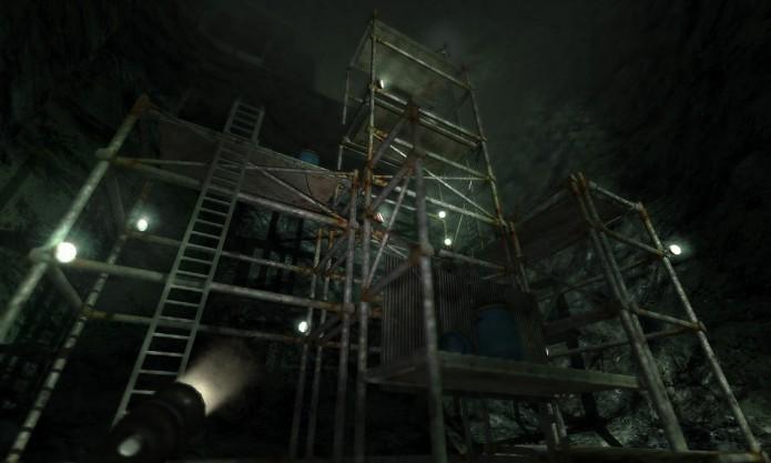 Penumbra: Black Plague: jogo da Frictional Games possui uma das melhores físicas realísticas da época (Foto: Divulgação)
