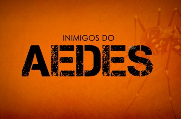 Campanha 'Inimigos do Aedes' conta com a participação do apresentadores da Tv Fronteira (Foto: Reprodução TV Fronteira)
