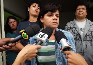 Elizabeth é acusada de matar a jovem Ana Beatriz de Souza (Foto: Jonatas Oliveira/G1)