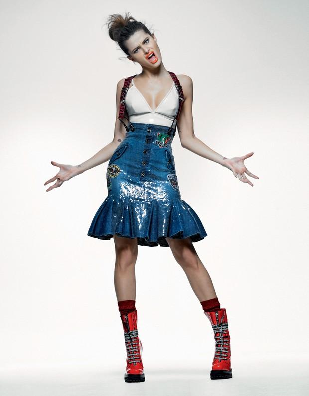 Isabelli Fontana (Foto: Gui Paganini/Revista ELLE)