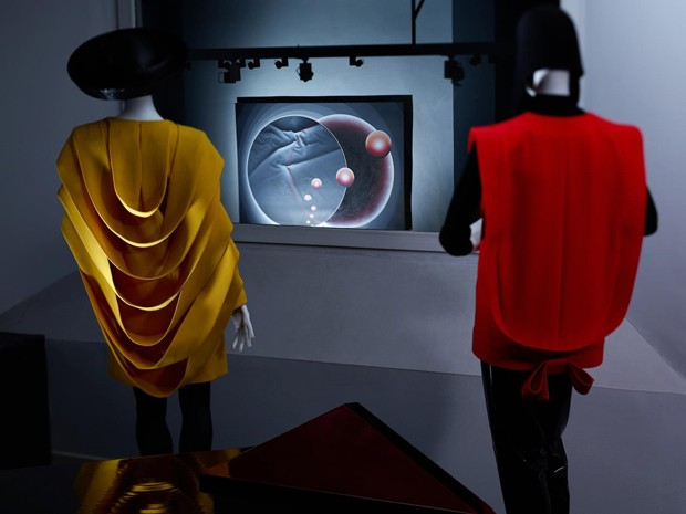 A display in the Pierre Cardin Museum  (Foto: Archive Pierre Cardin)