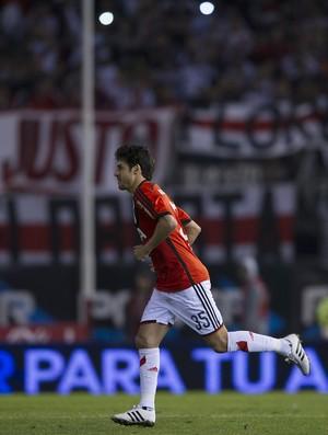 Pablo Aimar volta ao River (Foto:  AFP PHOTO / ALEJANDRO PAGNI)