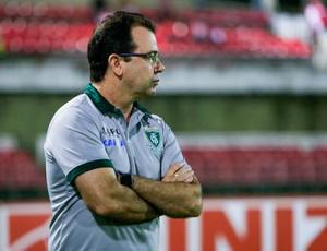 Enderson Moreira, técnico do América-MG