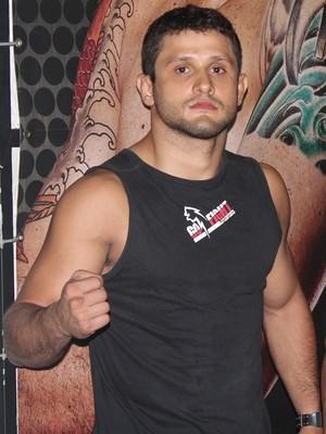Andrezinho Nogueira, lutador de MMA (Foto: Divulgação)