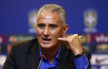 """Tite dá apoio a Micale e diz que seria """"egoísta"""" se assumisse time olímpico"""