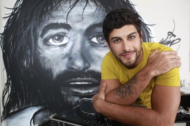 Jesus Luz (Foto: Isac Luz / EGO)