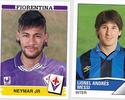Neymar na Fiorentina? CR7 no Brescia? Designer imagina craques no Italiano