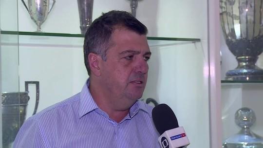 Diretor diz que Ferj ainda buscará fazer a final da Taça GB no Nilton Santos