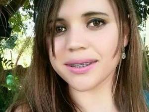 PR jovem desaparecida achada morta cintia quadros (Foto: Reprodução/RPC)