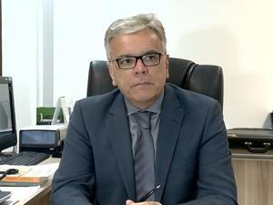 Secretário de Segurança diz que fator social influencia taxa (Foto: Reprodução / TV Gazeta)