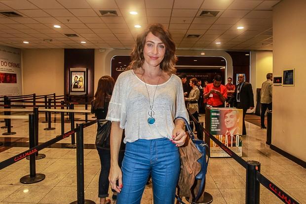 Cynthia Benini (Foto: Raphael Castello / AgNews)