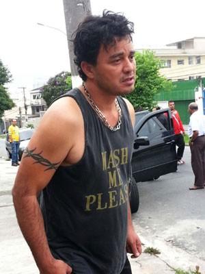 Cantor Renner foi detido na manhã desta sexta-feira em SP (Foto: Flávio Augusto/Sigmapress/Estadão Conteúdo)