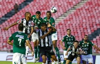 Atacante elogia atuação do UEC, mas lamenta falha na derrota para Galo