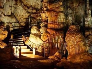 Caverna do Diabo fica em Eldorado, no Vale do Ribeira (Foto: Arquivo Pessoal)