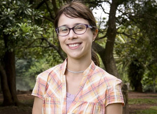 Daphne Bozaski interpreta Benê (Foto: Divulgação/TV Globo)