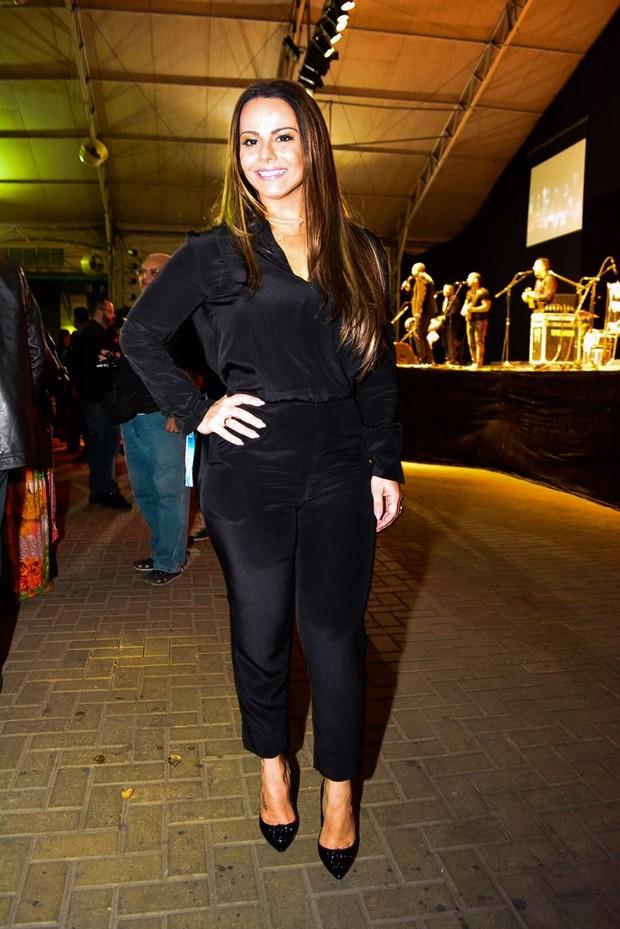 Viviane Araújo (Foto: Rodrigo Mesquita/Brazil News)